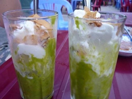 Muôn màu muôn vẻ kem Sài Gòn cực mát lạnh