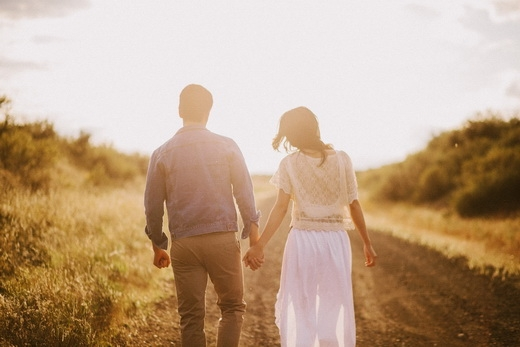 Anh muốn ở bên em, cho đến giây phút cuối cùng của cuộc đời mình
