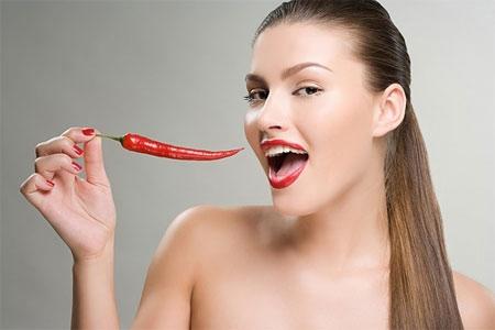 Công dụng chữa bệnh tuyệt vời của những thực phẩm cay xé lưỡi