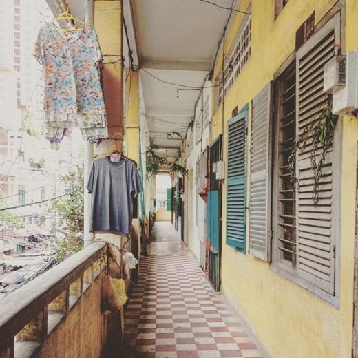 Cuộc sống của người Sài Gòn đôi khi chỉ bình lặng và đơn giản thế này thôi... (Nguồn IG @keipham2709)
