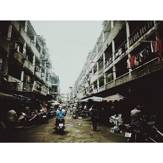 Trên tất cả, chung cư Sài Gòn là một phần linh hồn của thành phố, và cũng là của người Sài Gòn.(Nguồn IG @tranminhhuy17)