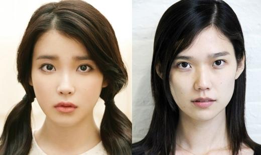 Tao Okamoto dường như là phiên bản mặt mộc của em gái quốc dân IU.