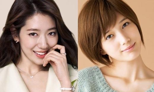 Park Shin Hye dường như là chị em thất lạc xuyên biên giới của Tsubasa Honda.