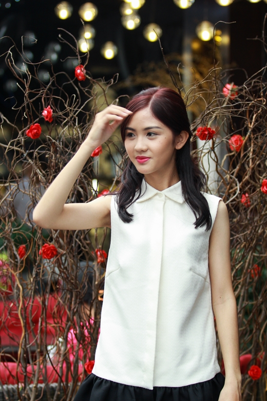 Băng Châu, cô gái xinh xắn dễ thương chính là nhân vật đề cử tuần này của Một Ngày Mới