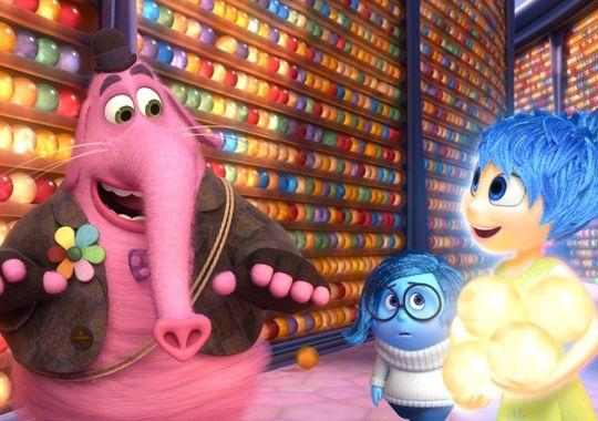Những bài học cuộc sống đắt giá từ phim Inside Out