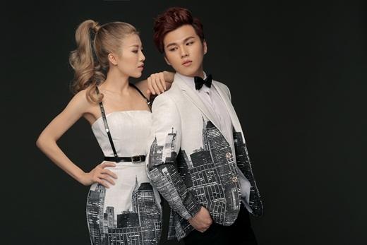Trang Pháp đẹp đôi cùng trai Hàn trong sáng tác mới - Tin sao Viet - Tin tuc sao Viet - Scandal sao Viet - Tin tuc cua Sao - Tin cua Sao