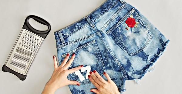 Bí quyết đơn giản giúp bạn thêm yêu chiếc quần jeans