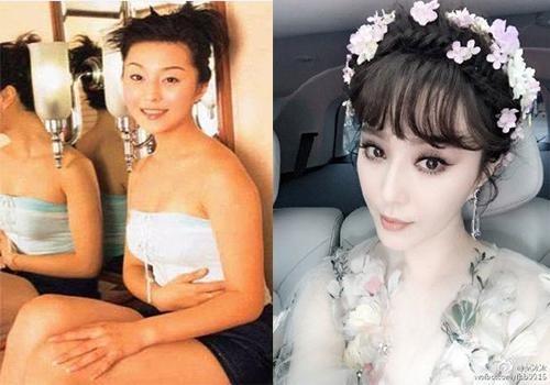 Những màn lột xác đáng kinh ngạc của dàn mĩ nhân Hoa ngữ