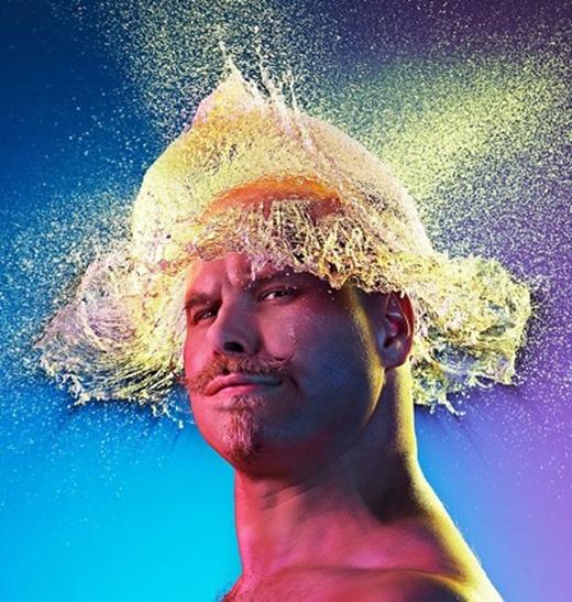 Kiểu tóc ngang vai cho nam giới