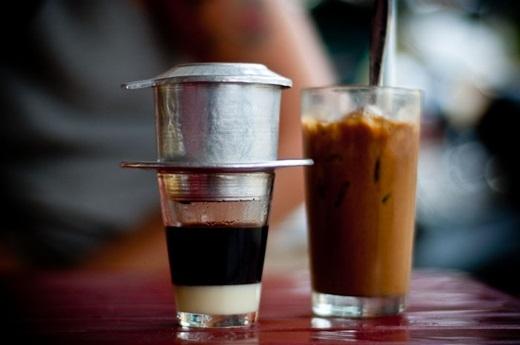 Cà phê sữa đá nhẹ nhàng, ngọt ngào đích thị là dành cho các quý cô, quý bà.(Nguồn: Internet)