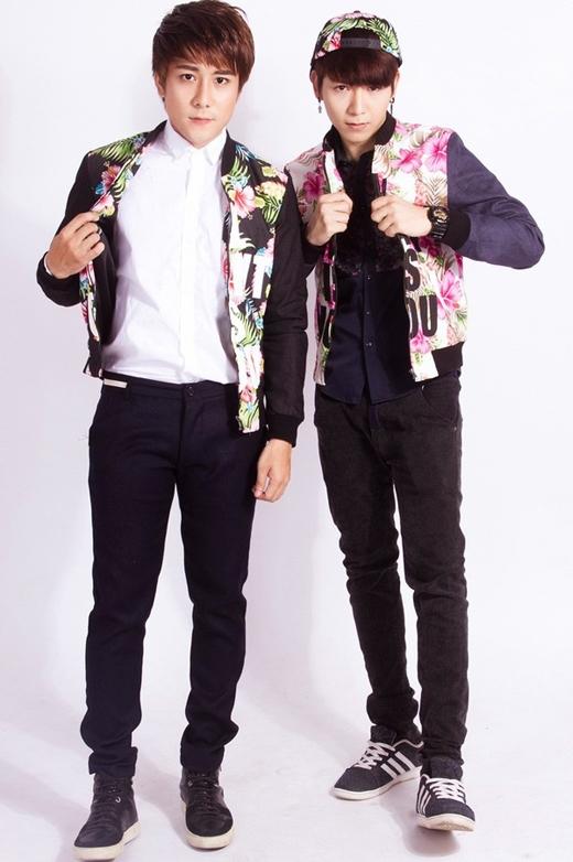 La Thăng với đội hình 2 thành viên là Huy Nam và Huy Khánh. - Tin sao Viet - Tin tuc sao Viet - Scandal sao Viet - Tin tuc cua Sao - Tin cua Sao
