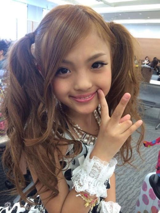 Những nhóc tì Nhật Bản gây sốc vì… trưởng thành đột biến
