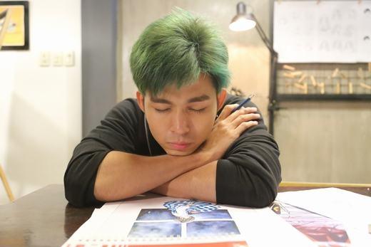 Hình ảnh hậu trường trong dự án mà Jun tham gia. - Tin sao Viet - Tin tuc sao Viet - Scandal sao Viet - Tin tuc cua Sao - Tin cua Sao