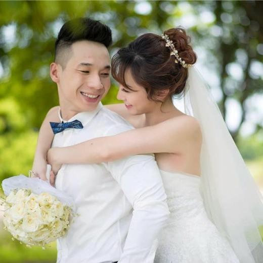 Chết ngất với ảnh cưới đẹp mê li của cặp huấn luyện viên thể hình