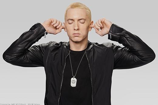 Với tuổi thơ dữ dội của mình, Eminem cũng là một trong những nghệ sĩ chưa bao giờ học hết lớp 9.