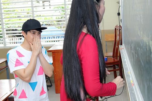 """Độc quyền: Ông Cao Thắng """"bị"""" cô giáo tiết lộ thành tích huy hoàng - Tin sao Viet - Tin tuc sao Viet - Scandal sao Viet - Tin tuc cua Sao - Tin cua Sao"""