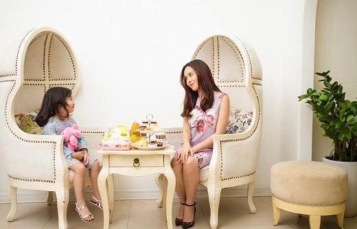 Mina được bố mẹ chăm chút phong cách thời trang từ khi còn nhỏ. - Tin sao Viet - Tin tuc sao Viet - Scandal sao Viet - Tin tuc cua Sao - Tin cua Sao