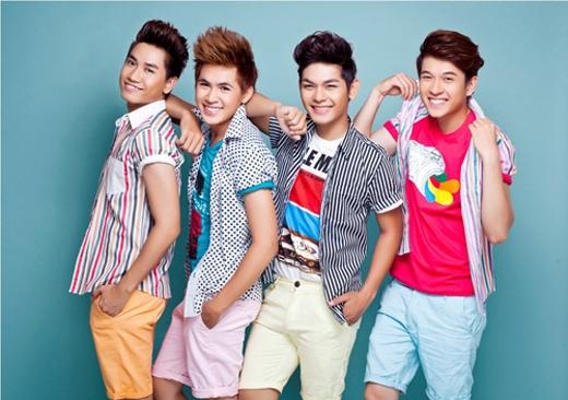 Điểm danh những nhóm nhạc nam có tuổi thọ ngắn ngủi - Tin sao Viet - Tin tuc sao Viet - Scandal sao Viet - Tin tuc cua Sao - Tin cua Sao