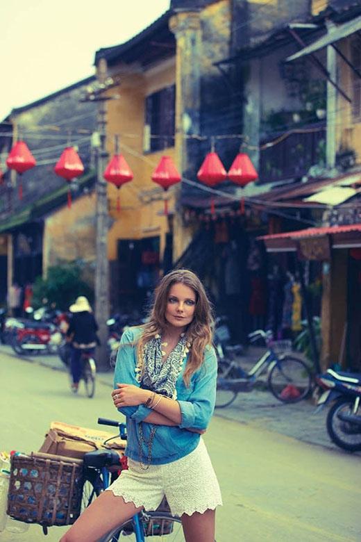 Mê đắm với một Việt Nam thơ mộng qua ống kính thời trang nước ngoài