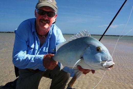 """Tuy nhiên, khi nhiều người phát hiện Blue Bastard, họ không nghĩ rằng con cá đang tấn công con mồi mà chỉ nghĩ đơn giản là """"chúng đang yêu thương lẫn nhau"""". (Ảnh: Internet)"""