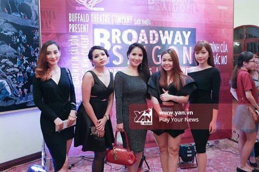 Sự kiện còn có sự góp mặt của diễn viên Cát Tường - Tin sao Viet - Tin tuc sao Viet - Scandal sao Viet - Tin tuc cua Sao - Tin cua Sao