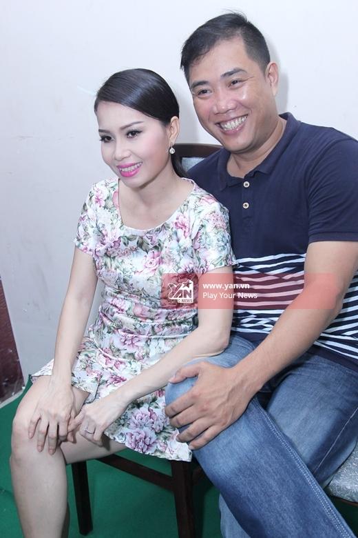Ông xã Minh Vyluôn bên cạnh để giúp đỡ vợ - Tin sao Viet - Tin tuc sao Viet - Scandal sao Viet - Tin tuc cua Sao - Tin cua Sao