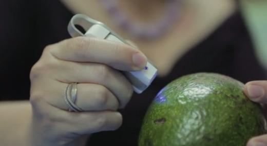 Phát cuồng với dụng cụ phát hiện chất độc trong thực phẩm siêu nhỏ gọn