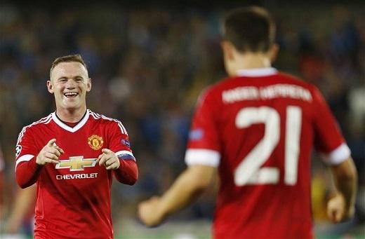 Nóng: Rooney có thể vắng mặt ở đại chiến với Liverpool