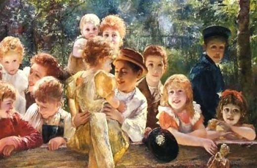 Valentina Vassilyeva đã được ghi vào sách kỉ lục Guinness là bà mẹ sinh nhiều con nhất. Bà sinh tổng cộng 69 người con suốt 40 năm từ 1725 đến 1765, trong đó có 16 lần là sinh đôi, 7 lần sinh ba và 4 lần sinh tư. 67 trong số 69 người con của bà đều còn sống và khỏe mạnh. (Ảnh: Internet)