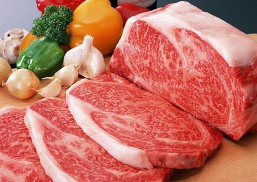 Thịt bò là loại thịt đỏ chứa rất nhiều sắt giúp cải thiện chất lượng máu.