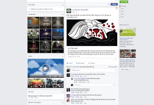 Các fanpage lớn đồng loạt chia sẻ những lời thú tội từ Tâm Ma Của Tôi