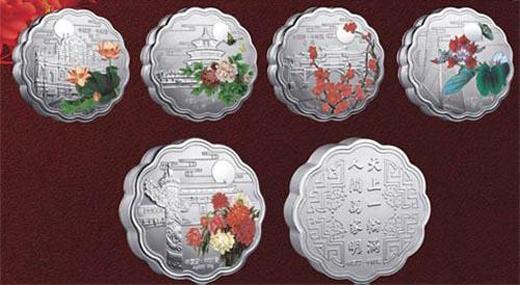 Bánh trung thu bạc cũng rất được ưa chuộng tại Trung Quốc vì giá thành thấp hơn, phù hợp túi tiền người dân. (Ảnh: Internet)