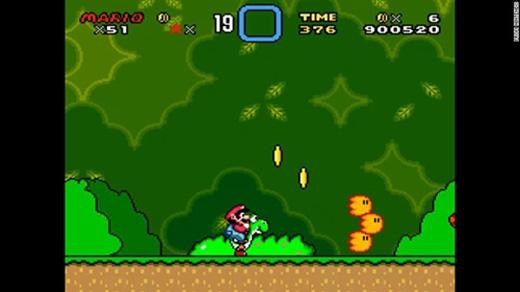 Nintendo phát hành game Super Mario World trên nền 16-bit dành cho hệ thống giải trí Super Nintendo.