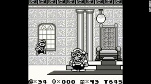 Super Mario Land 2 cho phép người chơi khám phá nhiều điều mới mẻ hơn.