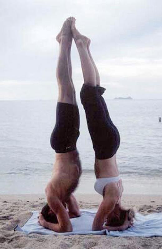 Phương pháp tập thể dục siêu hiệu quả dành cho các cặp đôi