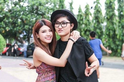 Trò cưng Tố Ny, Vicky Nhung của Mr. Đàm phủ nhận tin đồn yêu nhau - Tin sao Viet - Tin tuc sao Viet - Scandal sao Viet - Tin tuc cua Sao - Tin cua Sao