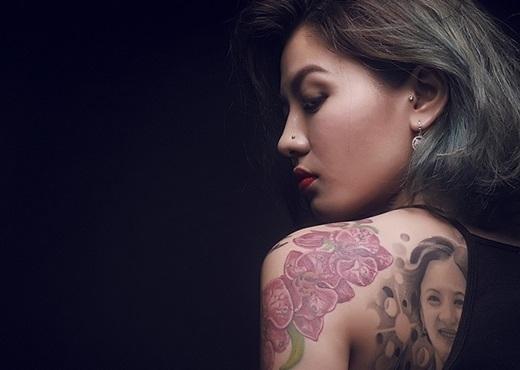 Bất ngờ ý nghĩa hình xăm ít ai biết của những cô gái Việt