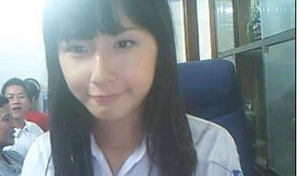 """Cô đáng yêu hết cỡ khi """"selfie"""" bằng... webcam. - Tin sao Viet - Tin tuc sao Viet - Scandal sao Viet - Tin tuc cua Sao - Tin cua Sao"""
