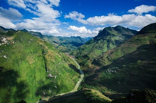 Cảnh núi đồiViệt Nam đẹp như tranh vẽqua ống kính của Rehahn.(Ảnh:Rehahn)