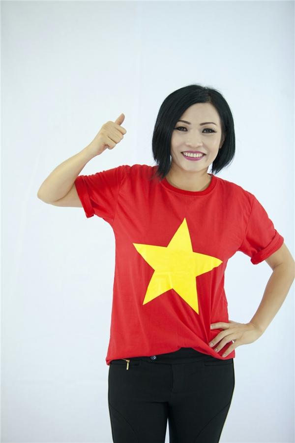 Phương Thanh là một trong những ca sĩ đi đầu trong dự án này. - Tin sao Viet - Tin tuc sao Viet - Scandal sao Viet - Tin tuc cua Sao - Tin cua Sao