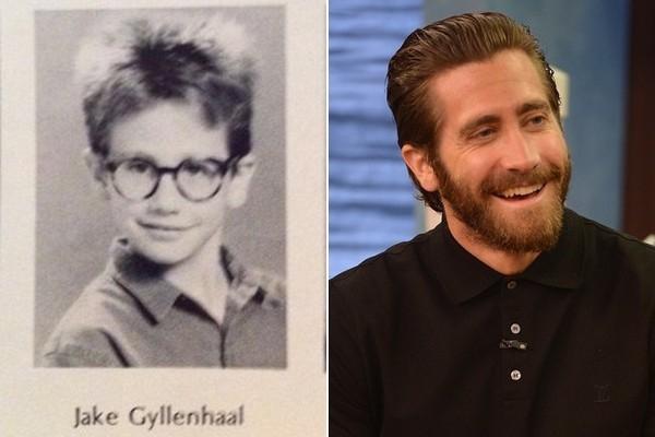 """Jake Gyllenhaal liên tục gây ấn tượngqua các vai diễn trong nhiều bộ phim khác nhau, nhưng điều đó không có nghĩa là anh chàng không phải trải qua giai đoạn """"ngố tàu"""" với mái tóc đáng yêu kia."""