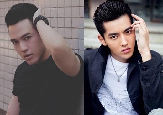 Minh Châu đang là cái tên nhận được rất nhiều sự chú ý và được nhận xét là giống với nam ca sĩ trẻ Ngô Diệc Phàm. (Ảnh: Internet)