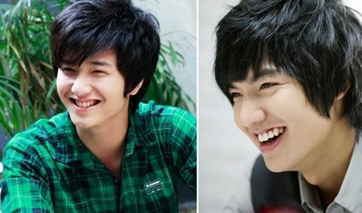 Khuôn mặt điển trai và nụ cười rạng rỡ của Huỳnh Anh từng nhiều lần được so sánh với nam diễn viên nổi tiếng Hàn Quốc – Lee Min Ho. (Ảnh : Internet )