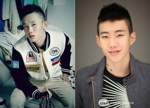 Kay Trần gợi mọi người nhớ đến nam ca sĩ Jay Park ngay từ cái nhìn đầu tiên. (Ảnh : Internet )
