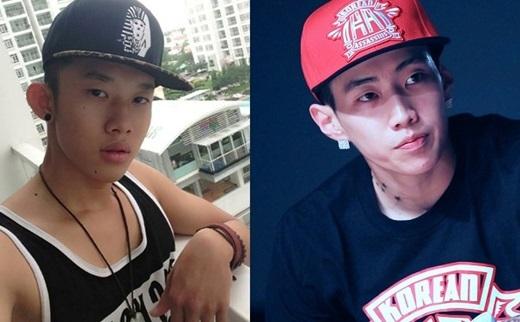 Không chỉ sở hữu khuôn mặt hao hao mà Kay Trần còn có phong cách và cá tính không thua kém cựu thành viên của nhóm nhạc 2PM.(Ảnh: Internet)