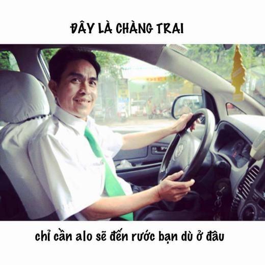 Ai cũng cần một tài xế riêng. Vậy bạn còn đòi hỏi gì hơn nào?(Ảnh: Internet)