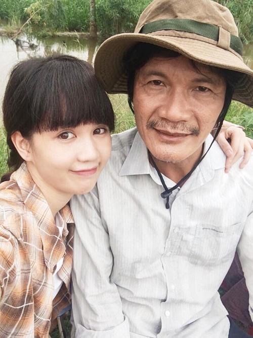 Diễn viên gạo cội Công Ninh góp mặt trong bộ phim với vai cha của Ngọc Trinh. - Tin sao Viet - Tin tuc sao Viet - Scandal sao Viet - Tin tuc cua Sao - Tin cua Sao