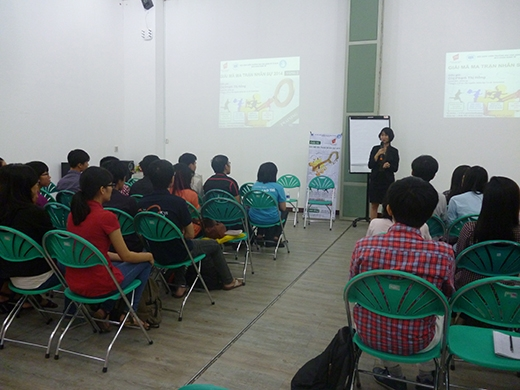 Tổ chức được những buổi đào tạohiệu quả trong suốt quá trình diễn ra cuộc thi.