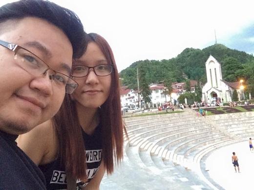 Hai người cũng thường xuyên cùng nhau tận hưởng những chuyến du lịch ngọt ngào.(Ảnh Internet)