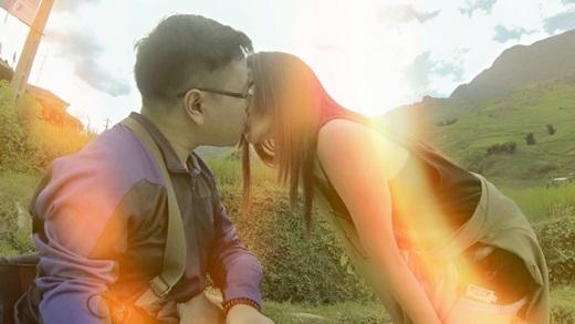 Chuyện tình cảm lãng mạn và chân thành của cặp đôi khiến nhiều người phải ngưỡng mộ và ghen tị.(Ảnh Internet)
